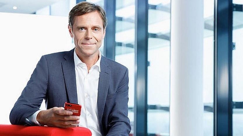 Gerhard Mack, Technik-Chef von Vodafone Deutschland