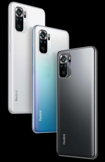 Redmi Note 10S (Bild: Xiaomi)